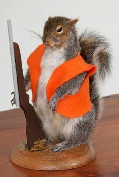 The Hunting Squirrel Woodland Creek Furniture