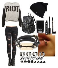 """.."" by nevermind00 ❤ liked on Polyvore"