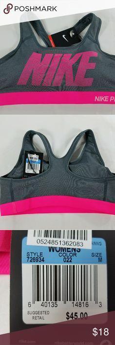 Nike Sports Bra Nike Sports Bra NWT Nike Tops Tank Tops