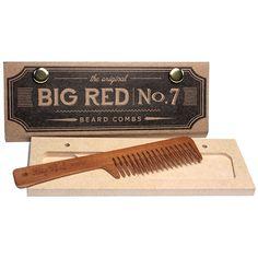 Big Red Beard Combs Interview http://www.debaard.nl/big-red-beard-combs-interview/