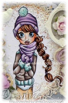 Created-By-Silvie-Z.: Saturated Canary - FIRST SNOW ♥♥