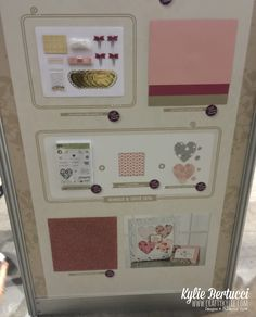 Kylie Bertucci  Onstage Local 2015 Event   Occasions catalogue sneak peek card - Click on the picture to see lots more sneak peek products plus card and MUCH MORE. #stampinup #gratefulbunch #enjoythelittlethings #handmadecards #occasionscatalogue2016 #saleabration2016 #onstage2015