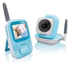 Infant Optics DXR-5 2.4 GHz Digital Video Baby Monitor with Night Vision - http://www.discountbazaaronline.com/infant-optics-dxr-5-2-4-ghz-digital-video-baby-monitor-with-night-vision/