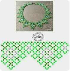 Best 12 Necklace Choker Huichol – Romea Accessories – Mexican Style – Jewelry – Beaded choker necklaces by RomeaAccessories on Etsy – SkillOfKing. Diy Necklace Patterns, Beaded Jewelry Patterns, Beading Patterns Free, Bead Loom Patterns, Beading Projects, Beading Tutorials, Beaded Christmas Ornaments, Bead Loom Bracelets, Bead Jewellery