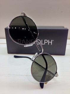 Randolf Engineering sunglasses are a perfect staple for both men and women this spring.