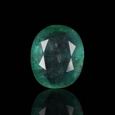 Welcome to        worldofgemsbyvijay        Product Details      Gem Type : Natural emerald  Number of stones : 1  Total Carat Weight : 10.45 Ct.  Measurements in MM :15.47 x 12.52 x 7.39 mm  Cut : oval  Color : green  Clarity : As shown in the picture  Treatment(s) :  As specified in certificate  IGI Certificate :Free  Origin :Zambia  Characteristics:Natural Inclusion(s) Pattern         Species :Natural…