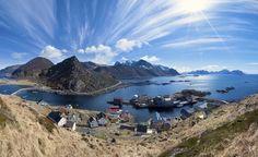 Northern Norway Vesteralen Islands