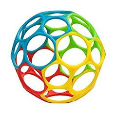 Oball Toys Ball Flexible Bendable Baby's Favorite Toy Multicolored Assorted Gift for sale online Oball Toys, Treasure Basket, Best Baby Toys, Sensory Wall, Montessori Baby, Babies First Year, Top Toys, Children's Toys, Baby Toys