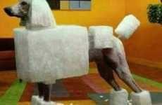 Cubist Canine Coifs