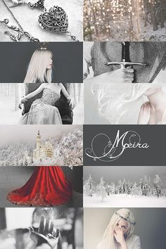 "spellsandwords: Favourite book characters - Meira from Snow like Ashes by Sara Raasch""Even the strongest blizzards, start with a single snow flake"" LOVE THISSSS"