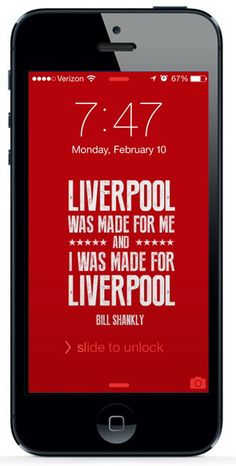 Pin by terry mcfadzean downes on youll never walk alone lfc pinterest free iphone wallpaper download liverpool soccer voltagebd Choice Image