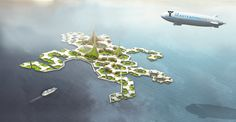 Thiel-Funded Seasteading Institute Cutting Deal For First Floating Commune Off French Polynesia