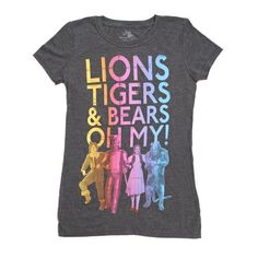 Dylan's Candy Bar Wizard of Oz Tee - Girls