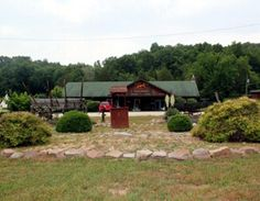 Brushy Creek Lodge & Resort - great place to stay, eat & ride!