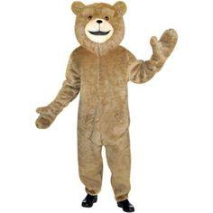 Ted Jumpsuit Adult Halloween Costume, Men's, Multicolor