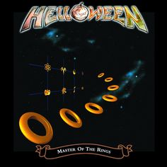 Master of the Rings by Helloween (1994)