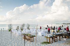 Reception Location - Grace Bay Beach