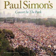Paul Simon - Picture: To Marieno :Simon & Garfunkel Central park show reahearsal, September 18th. 1981 !!! Nostal