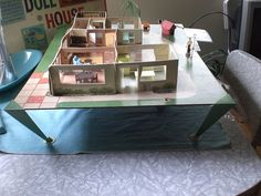 magnet wand doll house - Google Search