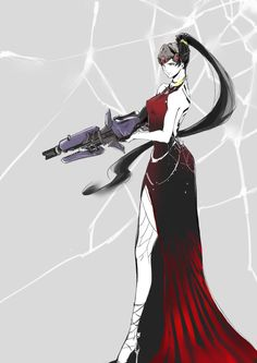Widowmaker,Overwatch,Blizzard,Blizzard Entertainment,фэндомы,Overwatch art