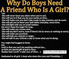 I hope I am his Best (girl) Friend!