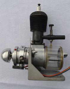 Modellmotor-Kratmo-10-Replika