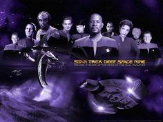 Star Trek Deep Space Nine. Looking through the glass darkly.