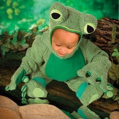 A Frog Costume