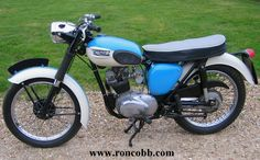 Triumph 250 Cub | 1967 Triumph (T20B Bantam Cub) Tiger Cub Nice tidy bike in good ...