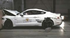 Ford Mustang scores only two stars in Euro NCAP crash test , Car News - K4car.com