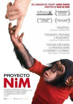 """Tráiler de """"Proyecto NiM"""". Información, sinópsis y ficha técnica de la película #películas #movies #films"""