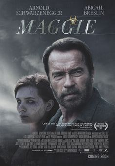 Maggie - Not your usual Schwarzenegger movie. Not the usual zombie flick either. Much more drama than horror and it tells a tragic but hauntingly beautiful story. Surprisingly well acted too. Movies To Watch, Good Movies, Best Zombie Movies, Popular Movies, Zombies, David Moody, Arnold Schwarzenegger Movies, Peliculas Audio Latino Online, Cairo