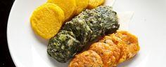 Ribs Seasoning, Korean Pancake, Stewed Fruit, Steamed Shrimp, Blueberry Salad, Grilled Beef, Asian Recipes, Ethnic Recipes, Bean Paste