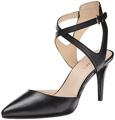 Nine West Women's Paddysday Leather Dress Pump, Black, 5 M US Nine West http://www.amazon.com/dp/B00NCXI4B4/ref=cm_sw_r_pi_dp_.oULub0XM05R9