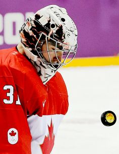 Carey Price #Sochi2014