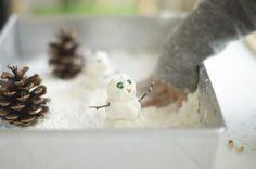 little monster: homemade modeling clay
