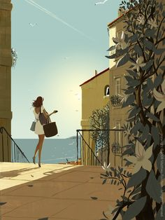 The Art Of Animation, Matthieu Forichon
