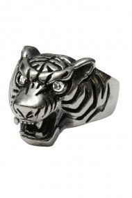 Tiger Beat Sparkle Ring