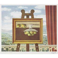 Aussicht by René Magritte