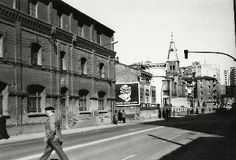 Avenida San José.