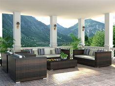 Wicker-Furniture-Wicker-Sofa-Outdoor-Sofa-Garden-Sofa-Rattan-Sofa