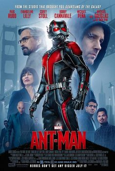 Ant-Man (2015) Kids and parents loved this. Some great laugh out loud moments!