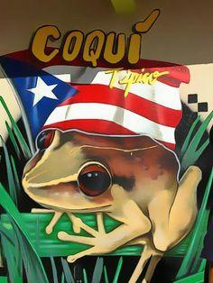 Coqui Puerto Rico ;)