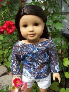 free pattern - Doll It Up