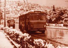 Χιονισμένη Κυψέλη . Ένα από τα πρώτα Ιταλικά τραμ. gerontakos: Η ΑΘΗΝΑ ΤΟΥ ΑΛΛΟΤΕ