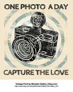 {Capture the Love} Anyone out there interested in documenting a year of love? <3