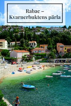 Rabac, en otroligt mysig plats i Istrien, Kroatien. Läs mer om Rabac i min blogg.