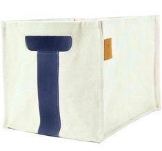 Cubby Bin Navy - Medium- Available to Ship August 16th