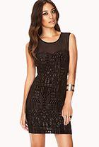 Velveteen Bodycon Dress  Possible Vegas dress? 19.80