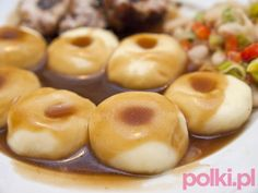 Kluski śląskie - kuchnia polska -Przepis